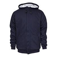 Fire Resistant Zip-Up Sweatshirts