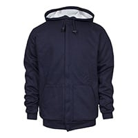 Fire Resistant Zip-Up Sweatshirts