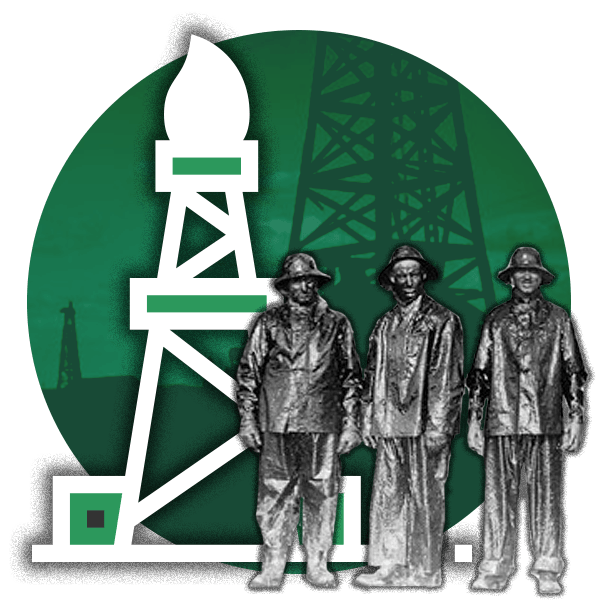 history of oil in wyoming